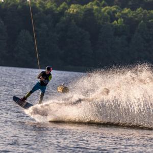 Sporty wodne w Augustowie, Augustów aktywnie