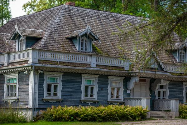 Ośrodek Edukacji przyrodniczej w Białowieży