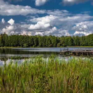 Jezioro Topiło, Maciej Nowakowski