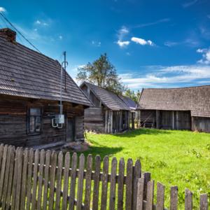 Siemianówka w gminie Narewka latem, Maciej Nowakowski