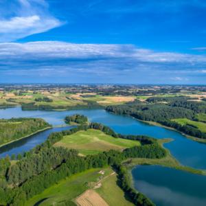 Jezioro Garbaś gmina Bakałarzewo, Maciej Nowakowski