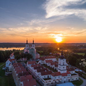 Klasztor Kamedułów w Wigrach nad jeziorem Wigry, Maciej Nowakowski