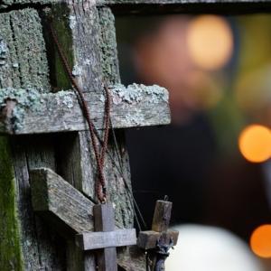 krzyże prawosławne na św. Górze Grabarce, Piotr Filipik