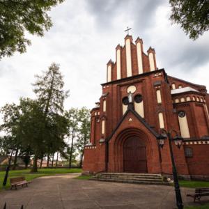 Kościół w Słuczu, Maciej Nowakowski