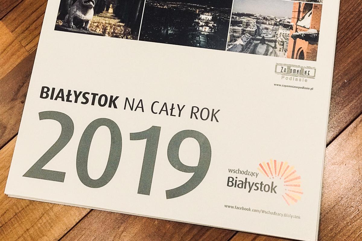 Wielokulturowy kalendarz Urzędu Miasta Białegostoku